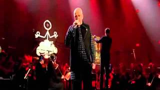 Peter Gabriel HD   The Book of Love   New Blood Orchestra   Live in London   YouTube