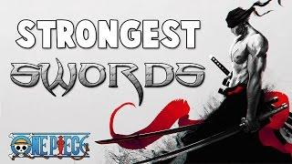 One Piece - Top 5 STRONGEST Swords