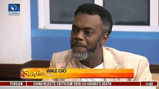 Sunrise: Actor Wale Ojo Opens Up On Career Journey,Relationship With Omotola, Marriage Pt 1