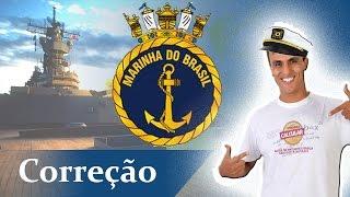 Aprendiz de marinheiro 2016/2017 - CORREÇÃO DA PROVA - RESOLUÇÃO APRENDIZ