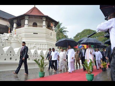 PM Modi to visit Dalada Maligawa Temple in Kandy, Sri Lanka