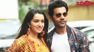 Shraddha Kapoor to pair up with Rajkummar Rao again for 'Rooh Afza'?   Bollywood Gossip