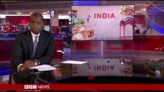 India Rising BBC news story featuring Narendra Modi, Arun Jaitley & Ambarish Mitra