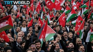 Is Turkey trying to stake a claim in Palestine?