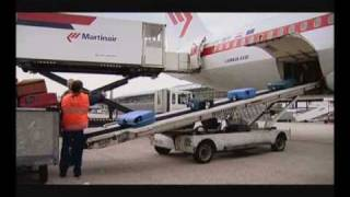 Baggage Handling at Amsterdam Schiphol