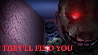 [FNAF SFM] They'll find you by Griffinilla