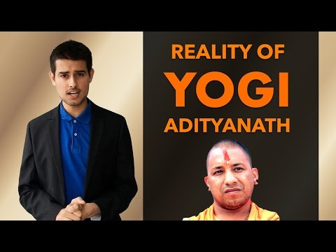 Xxx Mp4 Reality Of Yogi Adityanath By Dhruv Rathee Uttar Pradesh New CM 3gp Sex