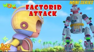 Factroid Attack - Vir Mini Series - Live in India