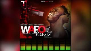 MKALI WENU: wapo rimix ft bwana mjeshi
