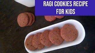 Ragi Cookies Recipe | Ragi Biscuits | How to make Ragi Biscuits