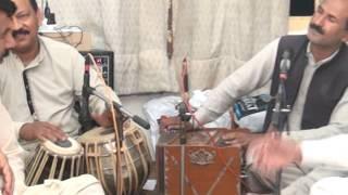 Muhammad Ali Farukh(singer zahid baqi---gazal--meri taqdeer main jalna