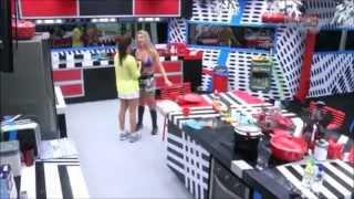 Kamilla e Fernanda - BBB13 ♫  I know ♫