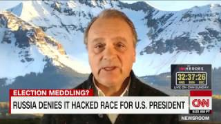 CNN MADNESS: Former CIA Hack Calls for Election Re-Vote