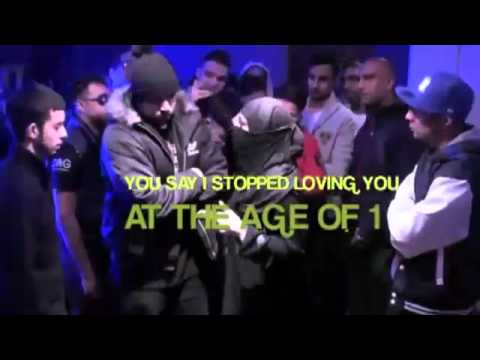 Diary of a Bad man 6 Rapping Rap Battle Scene Ft. Humza Arshad vs His MUM! [HD]