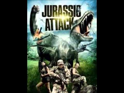 JURASSIC ATTACK Trailer 2013