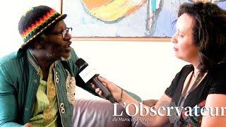 Alpha Blondy parle du Maroc, de l'Afrique, de terrorisme...