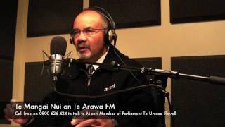 Te Mangai Nui On Te Arawa FM