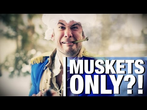 watch The 2nd Amendment : For Muskets Only?!