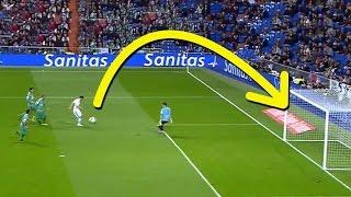 أجمل الأهداف الساقطة للاعبين التونسيين