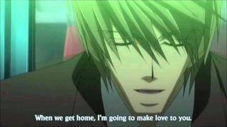 I want to know more about you, too - Junjou Romantica