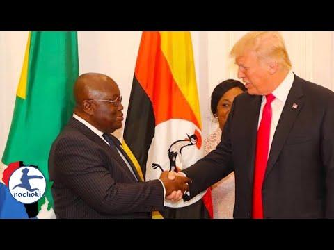 Ghanaian President Reacts to US-Ghana Military Scandal in Fiery Speech