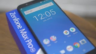 Asus Zenfone Max Pro Review with It's Pros & Cons