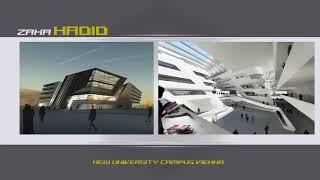نسخة عن Zaha Hadid Projects