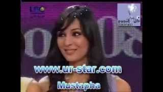 sabrina winner mission fashion 08  ( Algerian model's )
