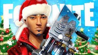 CHRISTMAS UPDATE! - Fortnite Battle Royale