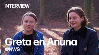 """Interview Greta Thunberg & Anuna De Wever: """"Ik Ben Klaar Met De Traagheid Van De Politiek"""""""