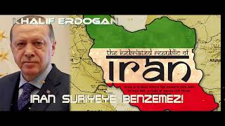 Iran Suriyeye benzemez! Iran Halkına son uyarısını yaptı! Türkiyenin Rolü nedir?