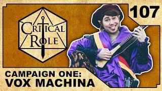 Scaldseat | Critical Role RPG Episode 107