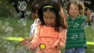Gianna Gomez Disney Playhouse Commercial Bubbles