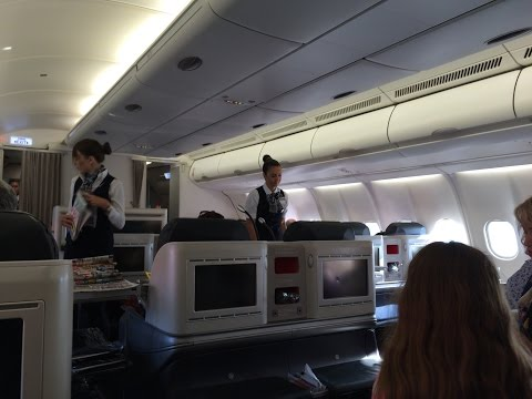Turkish Airlines Airbus A330 300 Business Class Review
