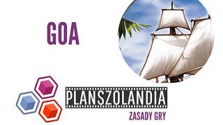 Goa - zasady gry