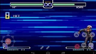 Sacar Los Especiales En KOF 2002 [Android] {equipo K} Tiger arcade (MAGIC PLUS II)