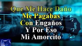 karaoke  Que Te Ruegue Quien Te Quiera  El Recodo