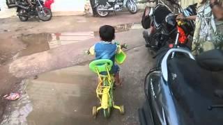 rudra driving cycle and cycle se aaya songs