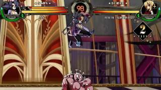 Skullgirls Sets - vs. Petra the elagant Erin Black(PW/CB/PS), (PS/CB),(PS),(PS/EL/PW)  5/18/16