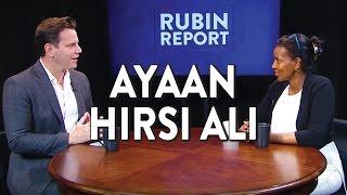 "Ayaan Hirsi Ali and Dave Rubin on Political Islam, Sharia Law, and ""Islamophobia"" (Full Interview)"