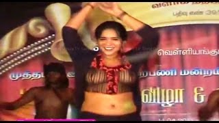 Latest Tamilnadu Village Record Dance Video / Tamil Adal Padal 2015 / Kalakkal Dance 010