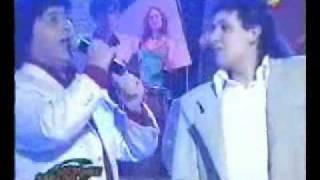 Los Palmeras y onda sabanera ''Olvidala'' (fragmento) 1999