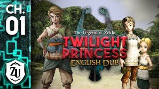 Twilight Princess: English Dub - Chapter 1