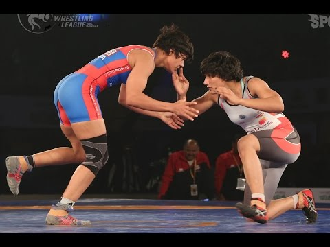 Xxx Mp4 PWL 2017 Babita Kumari VS Sangeeta Phogat 15th Jan UP Dangal Vs Colors Delhi Sultans 3gp Sex