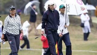 2011 Ito En Ladies -  Asako Fujimoto, 1st victory tour.