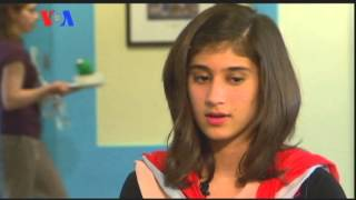 YES Program Student: Mishal Maqbool - Tabinda Naeem - Urdu VOA