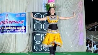 Tamil Record Dance 2016 / Latest tamilnadu village aadal padal dance / Indian Record Dance 2016  131