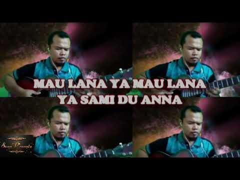 Ya Maulana Nisa Sabyan Karaoke Gitar Instrument Terbaru Menyentuh Hati