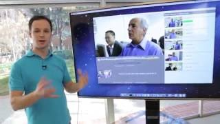Audio/Visual Speaker Search