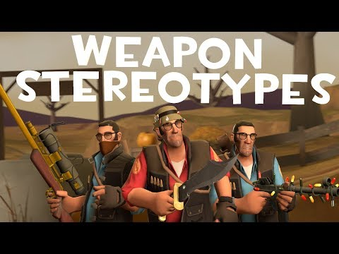 TF2 Weapon Stereotypes Episode 9 The Sniper